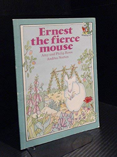 9780001714410: Ernest the Fierce Mouse (Reading is Fun)