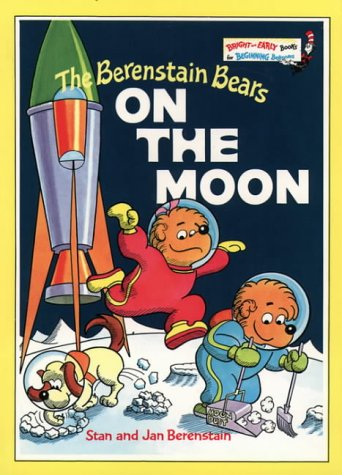9780001714533: The Berenstain Bears On the Moon (Bright and Early Books)
