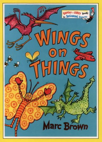 9780001714540: Wings on Things (Bright and Early Books)