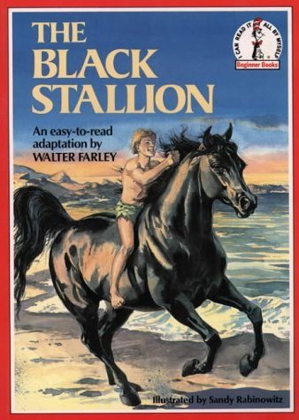 9780001714595: The Black Stallion - An Easy To Read Adaption By Walter Farley