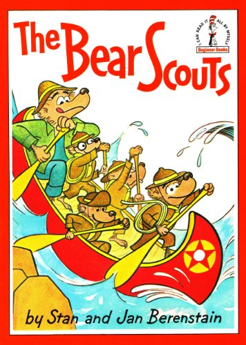 9780001714717: The Bear Scouts (Beginner Series)