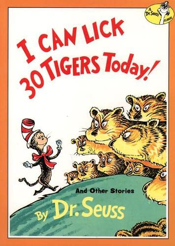 9780001716063: I Can Lick 30 Tigers Today! (Dr.Seuss Classic Collection)