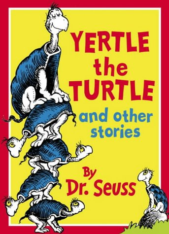 9780001717589: Yertle the Turtle and Other Stories (Dr Seuss)