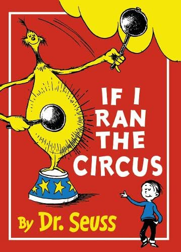 9780001717596: If I Ran the Circus (Dr.Seuss Classic Collection)