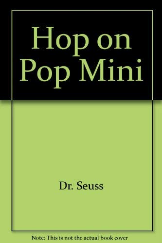 Hop on Pop Mini: Dr. Seuss