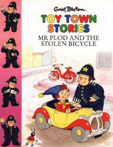 9780001720107: Mr Plod And The Stolen Bicycle (Toy Town Stories)