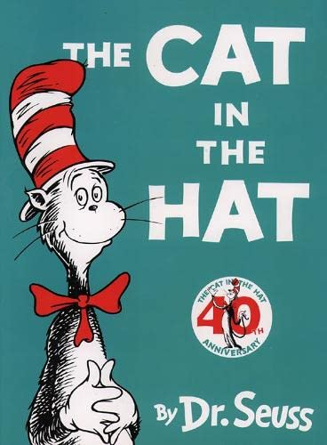 9780001720206: The Cat in the Hat: Anniversary Edition