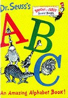 9780001720251: Dr. Seuss's A-B-C: The Amazing Alphabet Book (Dr. Seuss Board Books) (Bright & Early Board Books)