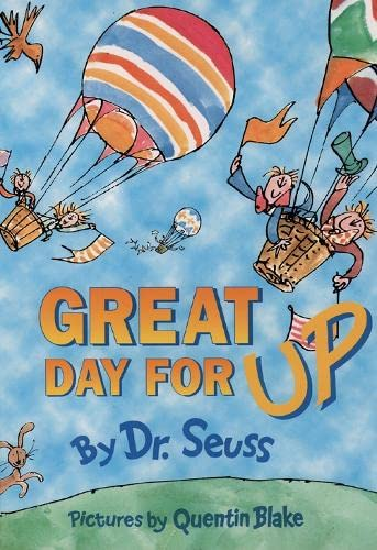 9780001720268: A Great Day for Up (Bright & Early Books for Beginning Beginners)