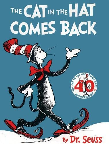 9780001720282: The Cat in the Hat Comes Back