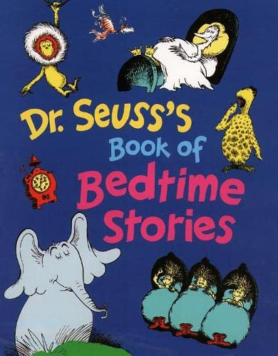 9780001720312: Dr. Seuss's Book of Bedtime Stories