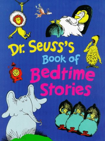 9780001720312: Dr Seuss's Book of Bedtime Stories (Hardback)