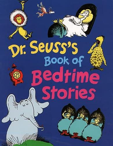 9780001720312: DR SEUSS'S BOOK OF BEDTIME STORIES (HARDBACK)