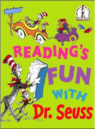 "9780001720350: Reading Is Fun With Dr. Seuss: ""Hop on Pop"", ""Marvin K.Mooney Will You Please Go Now!"", ""Oh, the Thinks You Can Think!"", ""I Can Read with My Eyes Shut!"" (Beginner Books)"