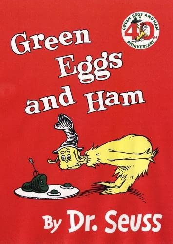 9780001720398: Green Eggs and Ham: 40th Anniversary Edition