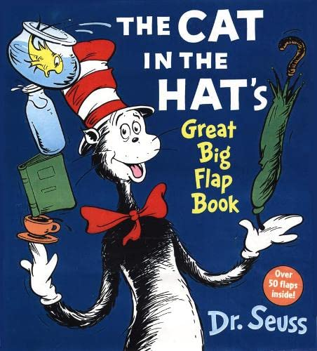 9780001720619: The Cat in the Hat's: Great Big Flap Book