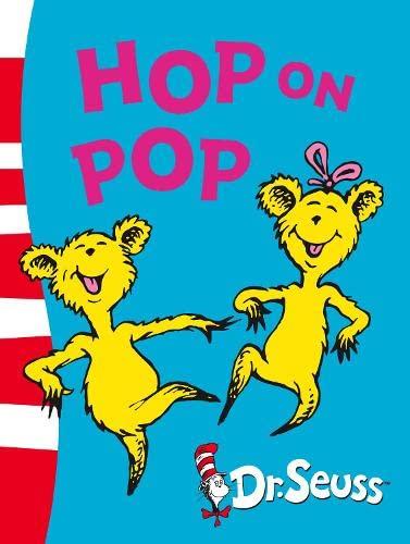 9780001720657: Hop On Pop (Dr. Seuss Board Books)