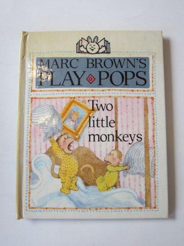 9780001811492: Two Little Monkeys