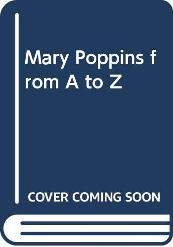 9780001811515: Mary Poppins from A to Z (Latin Edition)