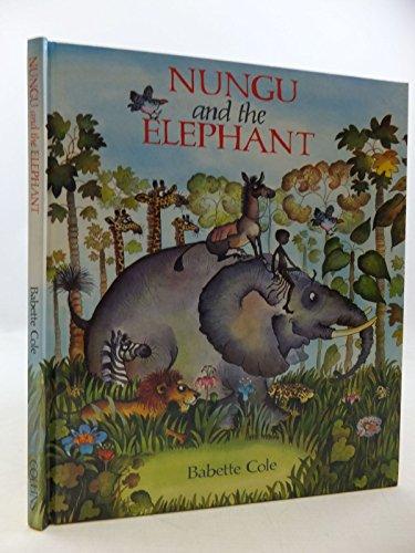 9780001811539: Nungu and the Elephant