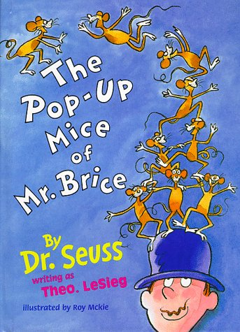 9780001811720: The Pop-Up Mice of Mr Brice