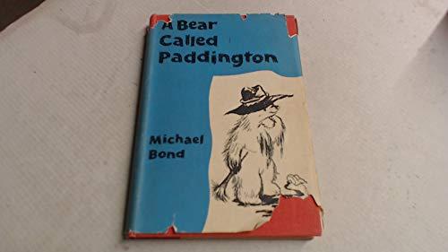 9780001821019: A Bear Called Paddington