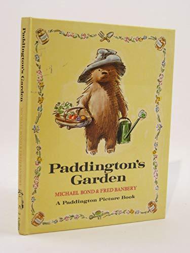 9780001821132: Paddington's Garden
