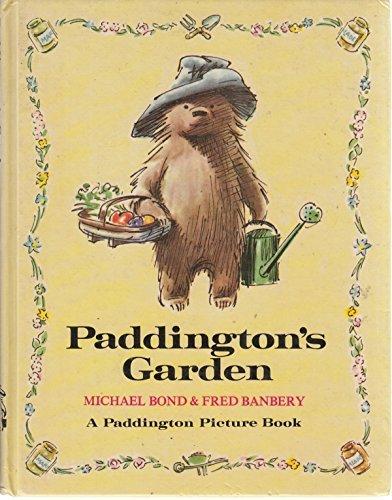 9780001821132: Paddington's Garden (Paddington picture book)