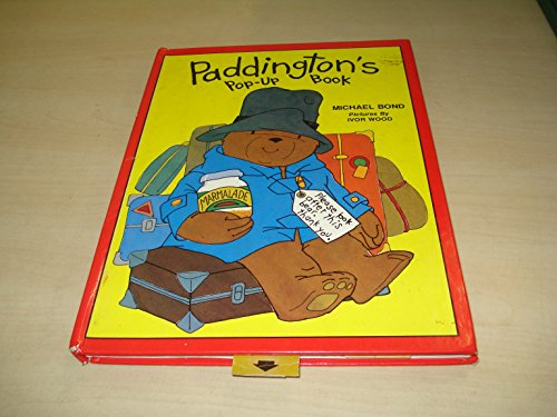 9780001821576: Paddington's Pop-up Book