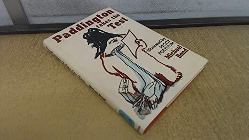 9780001821682: Paddington Takes the Test
