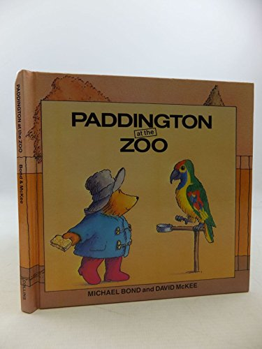 9780001821767: Paddington at the Zoo