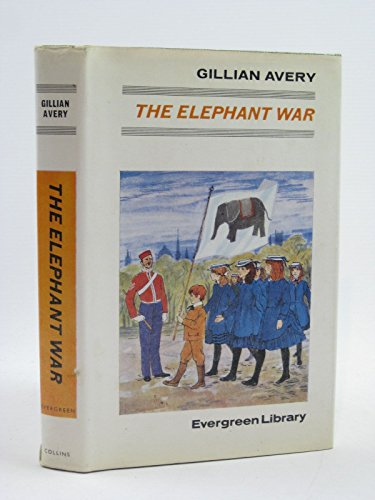 9780001831216: The Elephant War (Evergreen Library)
