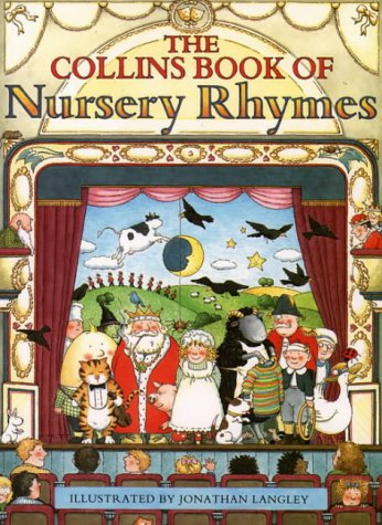 9780001831636: The Collins Book of Nursery Rhymes