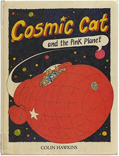 9780001831674: Cosmic Cat and Pink Planet