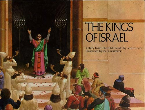 Kings of Israel (0001837087) by Molly Cox