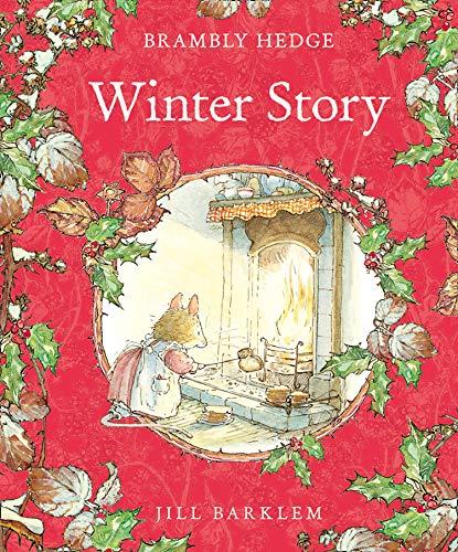 9780001837119: Winter Story (Brambly Hedge)