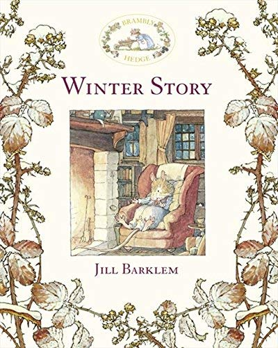 9780001837119: Winter Story (Brambly Hedge)