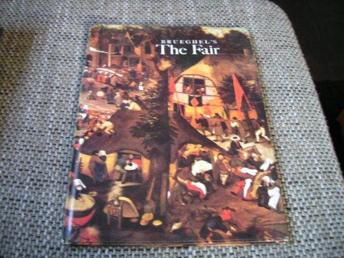 9780001837195: Pieter Brueghel's The fair: Story