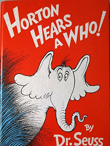 9780001837249: Horton Hears a Who