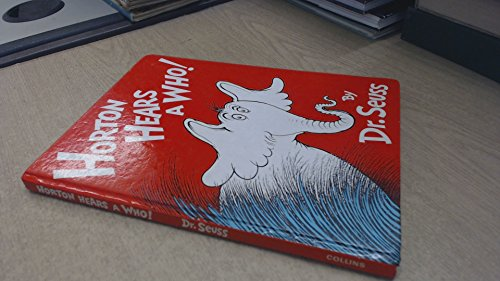 Horton Hears a Who (0001837249) by Dr. Seuss