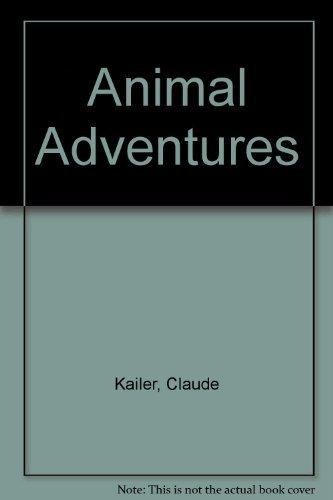 9780001837362: Animal Adventures