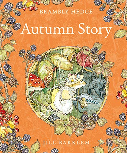 9780001837393: Autumn Story (Brambly Hedge)