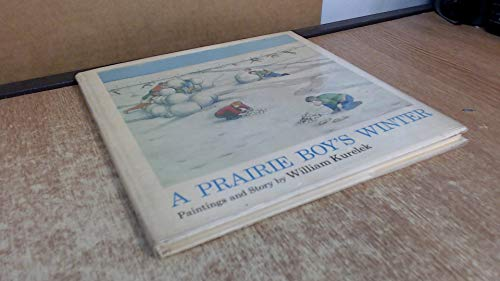 9780001837508: Prairie Boy's Winter