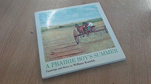9780001837515: Prairie Boy's Summer