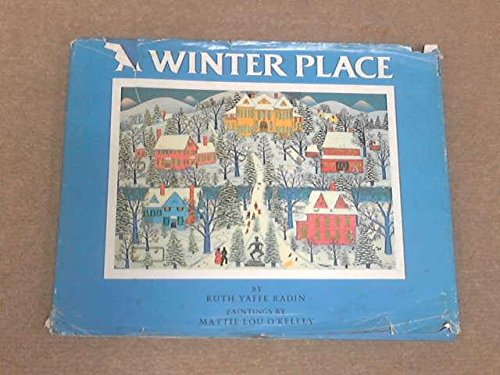 9780001837683: Winter Place