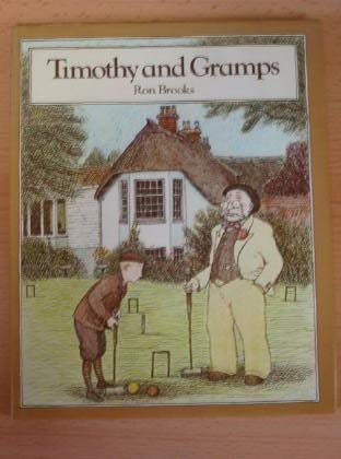 Timothy and Gramps (0001839063) by Ron Brooks