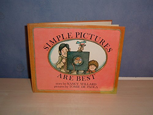 9780001839212: Simple Pictures are Best