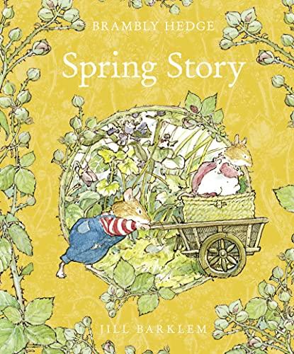 9780001839229: Spring Story (Brambly Hedge)