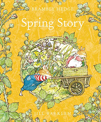 9780001839229: Spring Story (Brambly Hedge)