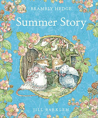 9780001839236: Summer Story (Brambly Hedge)